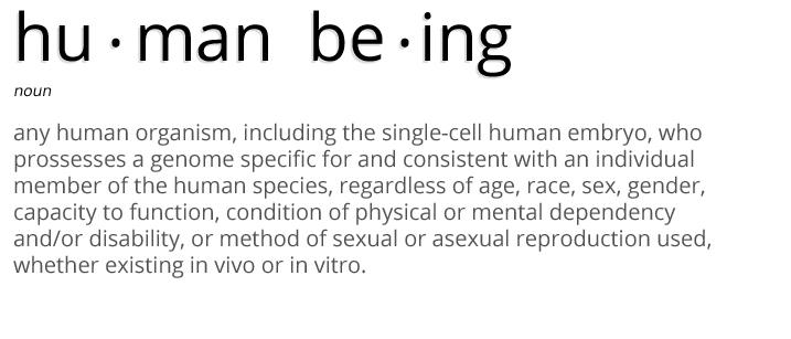 humanbeing